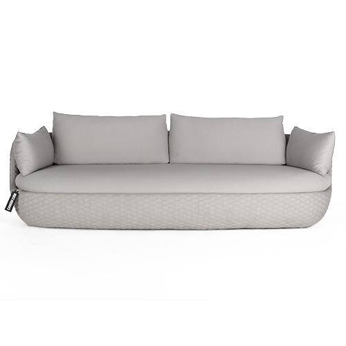moooi bart sofa lichtgrijs
