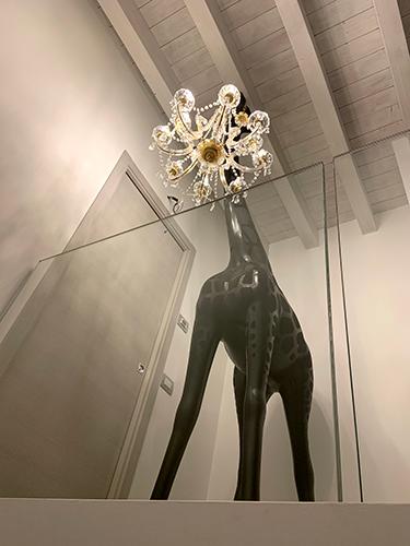 qeeboo giraffe lamp 265cm