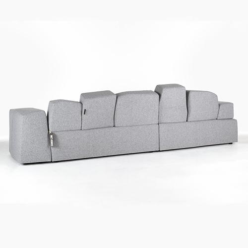 moooi something like this sofa grijs