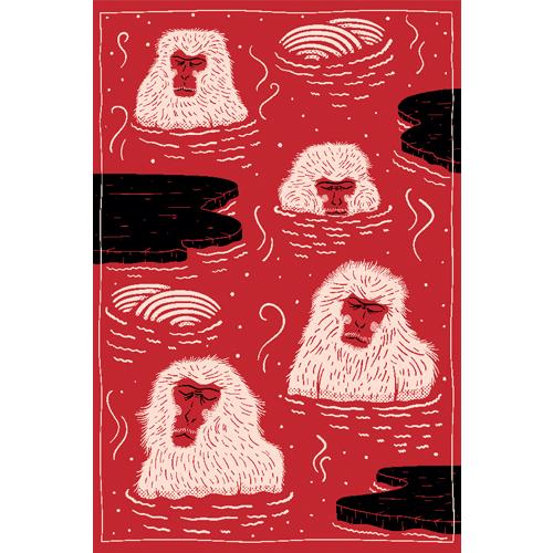 moooi carpets indigo macaque