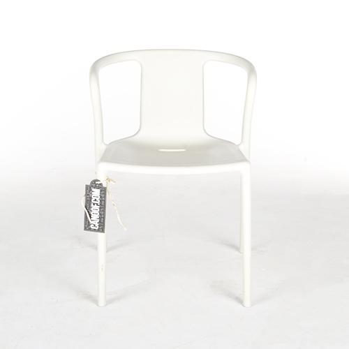 magis air chair armleuningen wit