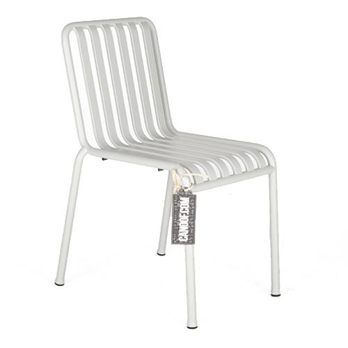 hay palissade stoel lichtgrijs