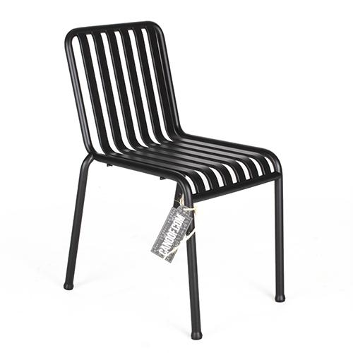 Hay Palissade stoel zwart