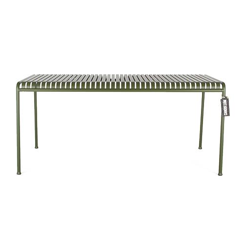 Hay Palissade tafel groen