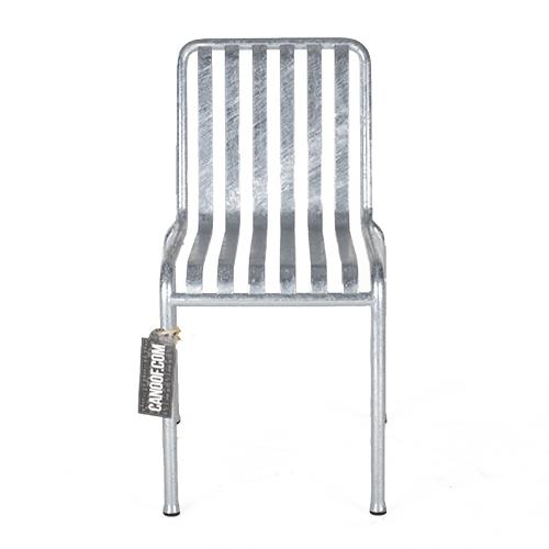 Hay Palissade stoel gegalvaniseerd