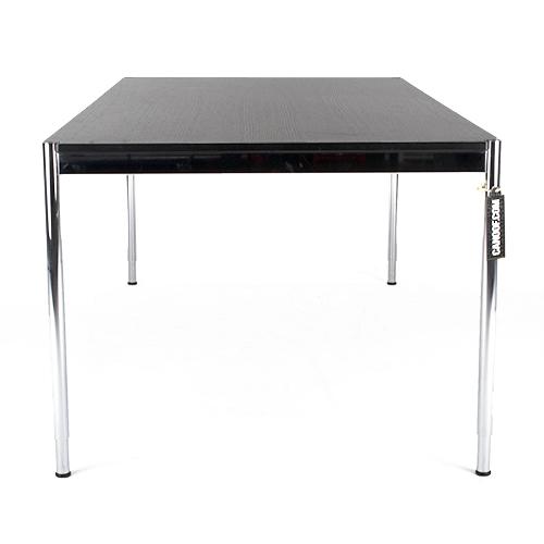 usm haller tafel zwart