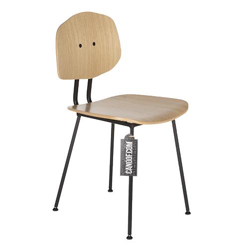 Lensvelt Maarten Baas Chair hout