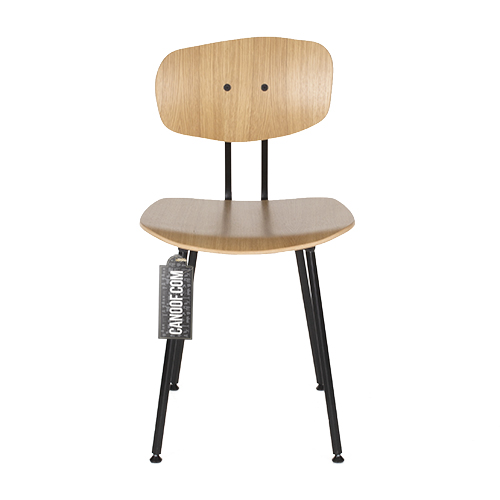 Lensvelt Maarten Baas Chair hout 101E