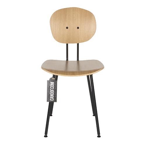 Lensvelt Maarten Baas Chair Hout 101H