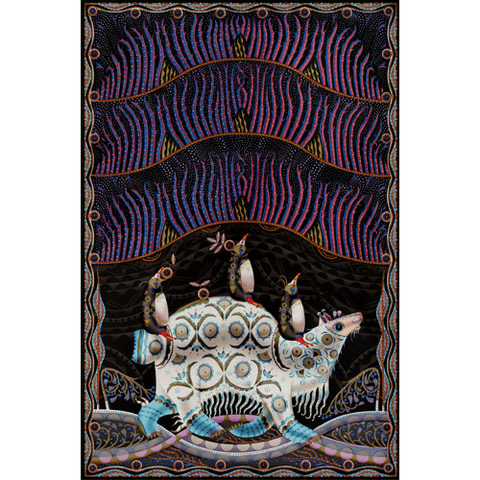 Moooi Carpets Polar