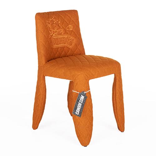 Moooi monster chair oranje